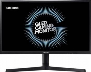 pret preturi Monitor Gaming Curbat LED Quantum Dot 27 Samsung LC27FG73FQUXEN Full HD 144Hz 1ms FreeSync Resigilat