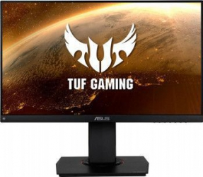 Monitor Gaming LED 23.8 ASUS TUF VG249Q FullHD 144Hz 1ms IPS G-Sync Compatible Monitoare LCD LED