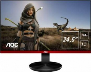 Monitor Gaming LED 25 AOC G2590FX Full HD 1ms 144Hz G-SYNC Compatible