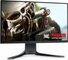 Monitor Gaming LED 24.5 Dell Alienware AW2521HFA FullHD 240Hz 1ms Negru