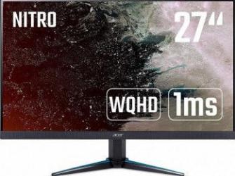 Monitor Gaming LED 27 Acer Nitro VG270UP WQHD 1ms IPS 144Hz FreeSync Boxe Monitoare LCD LED