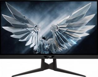 Monitor Gaming LED 27 GIGABYTE AORUS FI27Q-P WQHD 165hz 1ms HDR Monitoare LCD LED