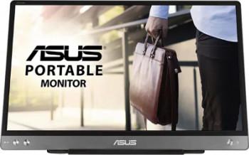 Monitor LCD 14 ASUS ZenScreen MB14AC Full HD IPS Flicker Free Gri Monitoare LCD LED