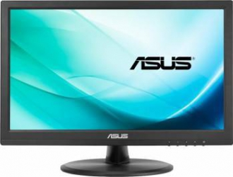 Monitor Touchscreen LED 15.6 Asus VT168N IPS DVI-D/D-Sub Monitoare LCD LED