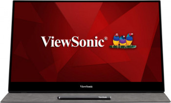 Monitor LED 15.6 ViewSonic TD1655 IPS FullHD 75Hz Mini-HDMI USB-C Multi-Touch