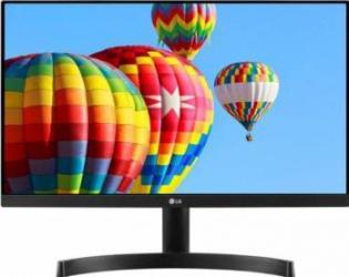 Monitor LED 24 LG 24MK600M-B FreeSync IPS AntiGlare 5ms Monitoare LCD LED