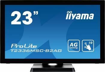Monitor LED 23 Touchscreen Iiyama ProLite T2336MSC-B2AG Full HD IPS 5ms
