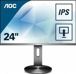 Monitor LED 24 AOC I2490PXQUBT Full HD IPS 4ms Monitoare LCD LED