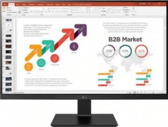 Monitor LED 24 LG 24BL650C-B FullHD IPS Negru Monitoare LCD LED