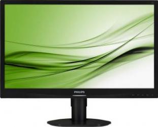 Monitor LED 24 Philips 241S4LCB Full HD 5ms Monitoare LCD LED