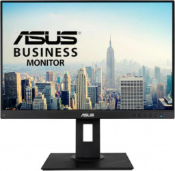Monitor LED 24.1 ASUS BE24WQLB WUXGA IPS 5ms Flicker free Low Blue Light Monitoare LCD LED