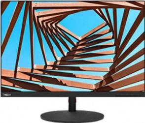 Monitor LED 25 Lenovo ThinkVision T25d-10 WUXGA 4ms IPS Negru
