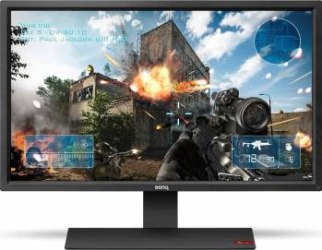 Monitor Gaming LED 27 BenQ RL2755HM 1ms Full HD Resigilat Monitoare LCD LED Refurbished