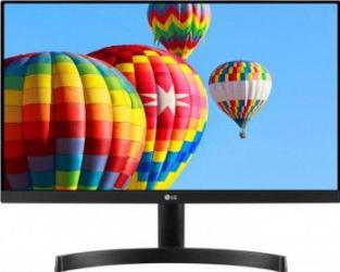 Monitor LED 27 LG 27MK600M-B Full HD 5ms IPS Monitoare LCD LED