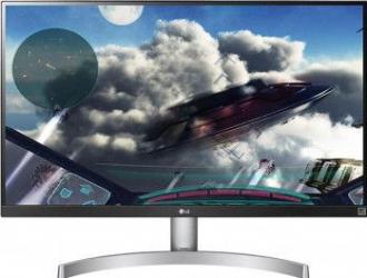 Monitor LED 27 LG 27UL600-W 4K UltraHD IPS FreeSync Alb Monitoare LCD LED