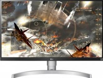 Monitor LED 27 LG 27UL650-W 4K Ultra HD IPS FreeSync