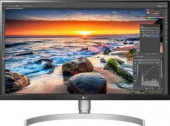 Monitor LED 27 LG 27UL850-W 4K Ultra HD 5ms IPS FreeSync
