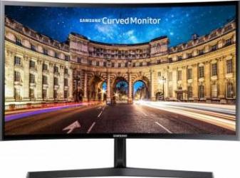 Monitor LED 27 Samsung LC27F396FHUXEN Full HD 4ms Monitoare LCD LED