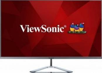 Monitor LED 32 Viewsonic VX3276-2K-MHD WQHD IPS UltraSlim Boxe 4ms VX3276-2K-MHD Monitoare LCD LED