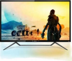 Monitor LED 43 Philips 436M6VBPAB/00 4K UHD Boxe Negru 4ms Monitoare LCD LED