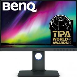 Monitor LED BenQ SW240 24.1 inch 5 ms Gray 60Hz