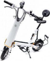 Moped Onemile Halo City GE-E620 Autonomie 35 Km Viteza 25 Kmh Motor 250W Alb EEC