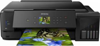 Multifunctionala Inkjet Color Epson EcoTank L7180 A3 CISS 5 culori