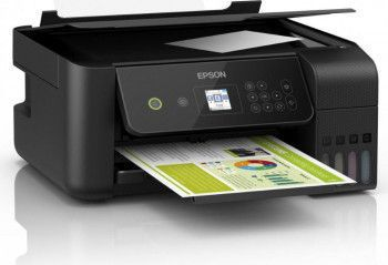 Multifunctionala Inkjet Color Epson EcoTank L3160 CISS A4