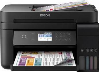 Multifunctionala InkJet Color Epson EcoTank L6170 Duplex Retea Wireless A4