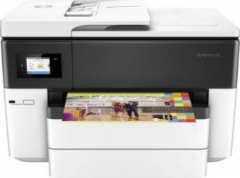 Multifunctionala inkjet color HP OfficeJet Pro 7740 All-in-One Printer Duplex ADF A3 Multifunctionale