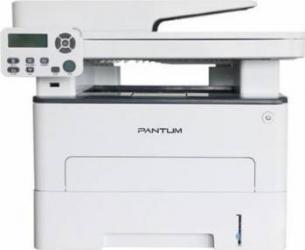 Imprimanta multifunctionala Pantum M7100DW Laser Monocrom Duplex Wireless A4 60000p Alb