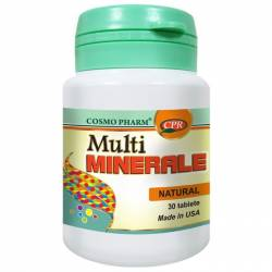 Multiminerale Cosmo Pharm 30cpr