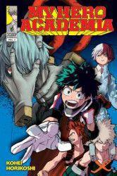 My Hero Academia Vol. 3 Carti