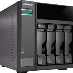 NAS ASUSTOR AS6004U 4 Bay USB Expansion Unit Tower EU Network attached storage NAS