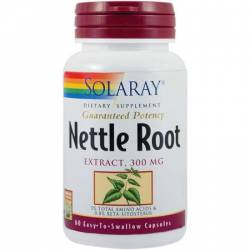 Nettle Root Urzica Solaray Secom 60cps