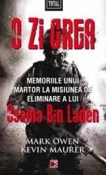 O zi grea. Memoriile unui martor la misiunea de eliminare a lui Osama Bin Laden - Mark Owen Carti