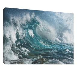 Ocean 5 - Tablou canvas - 52x70 cm Tablouri