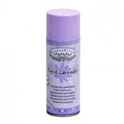 Odorizant pentru haine si ambient Hygienfresh Fresh Lavander Spray 400ml