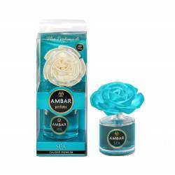Odorizant de camera floare parfumata Ambar SPA 75 ml Aromaterapie
