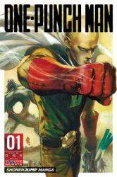One-Punch Man Volume 1 Carti