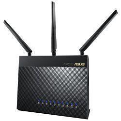 ASUS RT-AC68U Dual-band Wireless-AC1900 AiMesh Gigabit Router USB 3.0 IEEE 802.11a/b/g/n