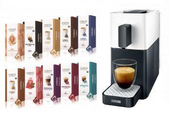 Pachet Promo Espressor Easy Automat + set 10 cutii capsule cafea 160 capsule Expresoare espressoare cafea