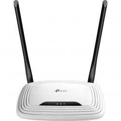 Router Wireless TP-Link TL-WR841N 300Mbps Alb/Negru Routere