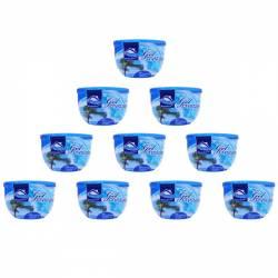 Pachet 10 bucati - Odorizant camera At Home exclusive Cristale gel Briza marii 150 g