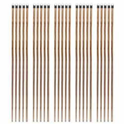 Pachet 25 bucati Coada din lemn lacuit Cu filet Matura Mop 120cm