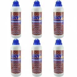 Pachet 6 bucati - Asevi dezincrustant Solutie pentru curatat rosturi la faianta 6 x 500ml Articole curatenie si igiena