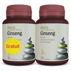 Pachet Ginseng Alevia 30cpr