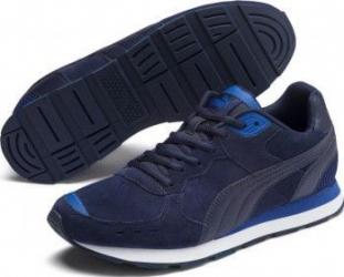 Pantofi sport barbati PUMA Vista SD Marimea 46 Albastru Incaltaminte barbati