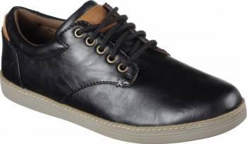Pantofi sport barbati SKECHERS SIDE STREET 65272-BLK Marimea 42 Incaltaminte barbati