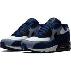 Pantofi sport barbati Nike AIR MAX 90 LEATHER albastru 43 Incaltaminte barbati